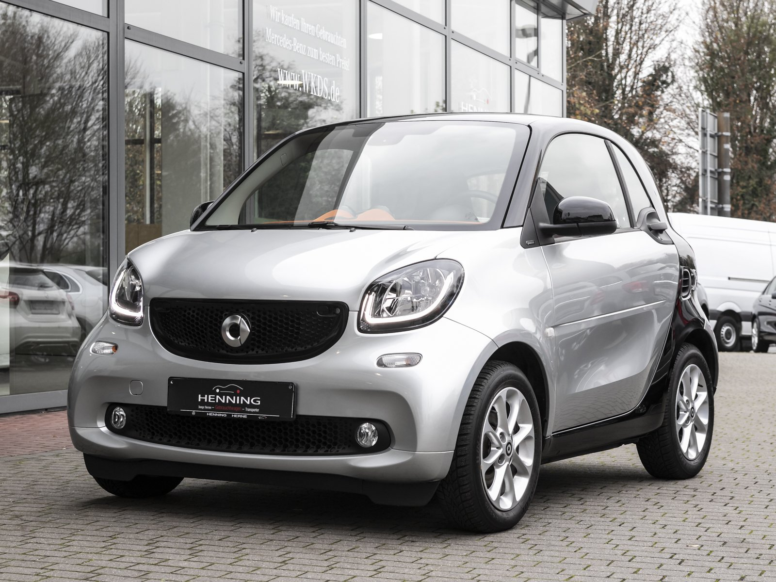 SMART fortwo coupé 52 kW