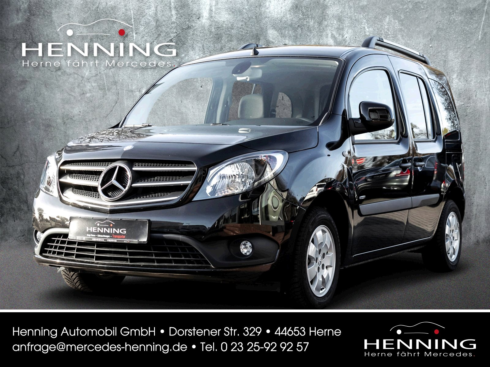 MERCEDES-BENZ 111 Citan CDI Tourer EDITION Lang