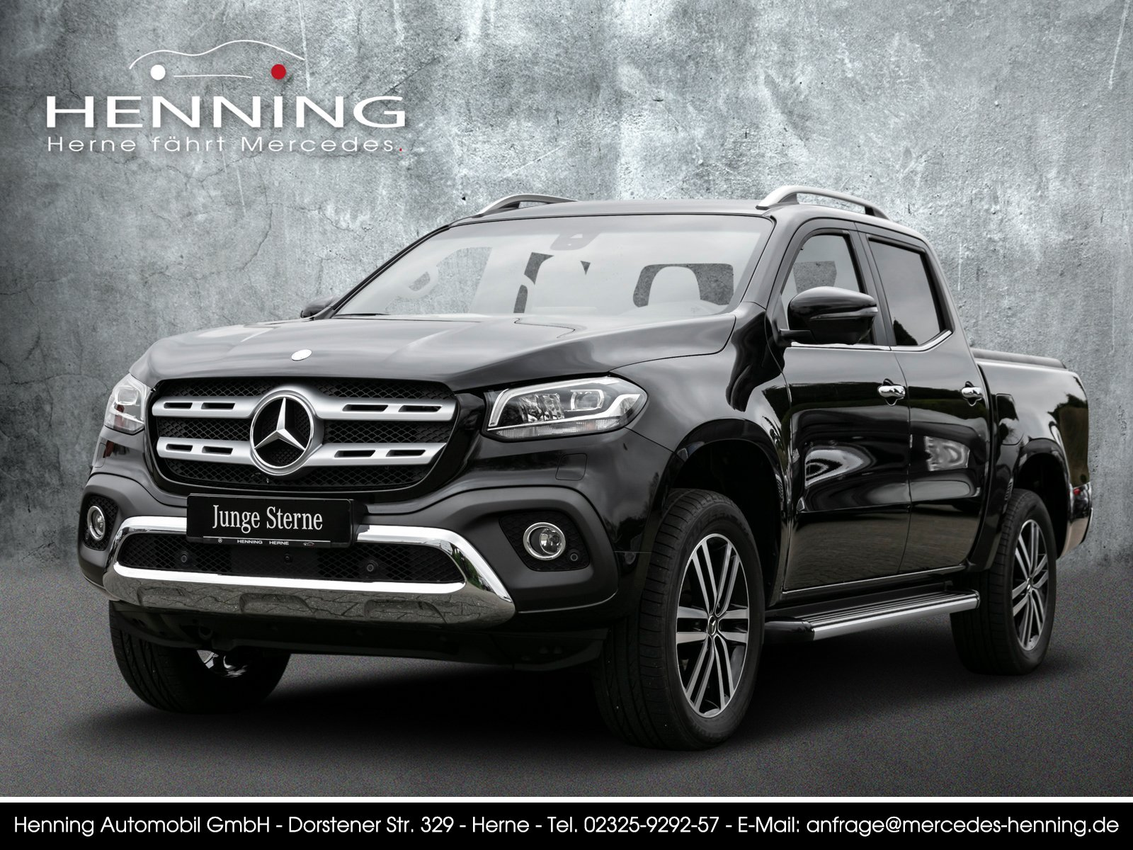 MERCEDES-BENZ 250 X d 4MATIC POWER EDITION