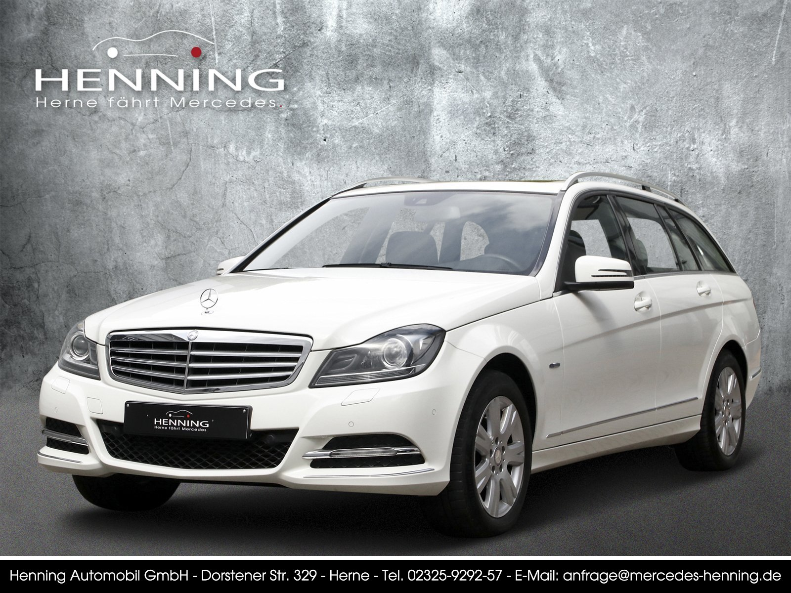 MERCEDES-BENZ C 200 BlueEFFICIENCY T-Modell