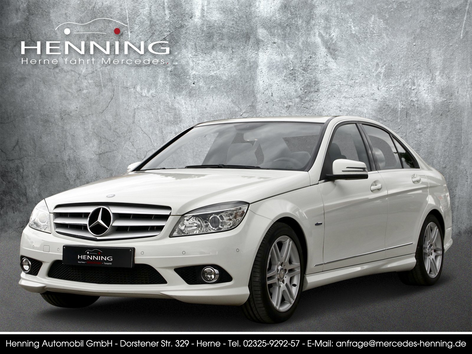 MERCEDES-BENZ C 180 CGI BlueEFFICIENCY Limousine
