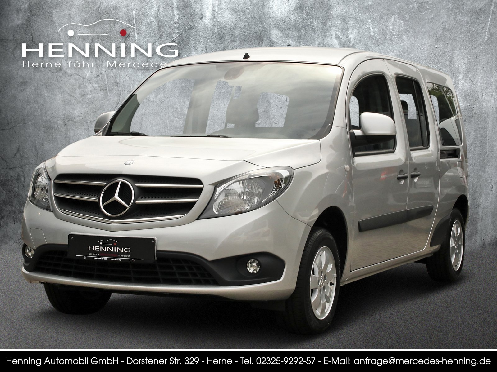 MERCEDES-BENZ 111 Citan Tourer EDITION Extralang