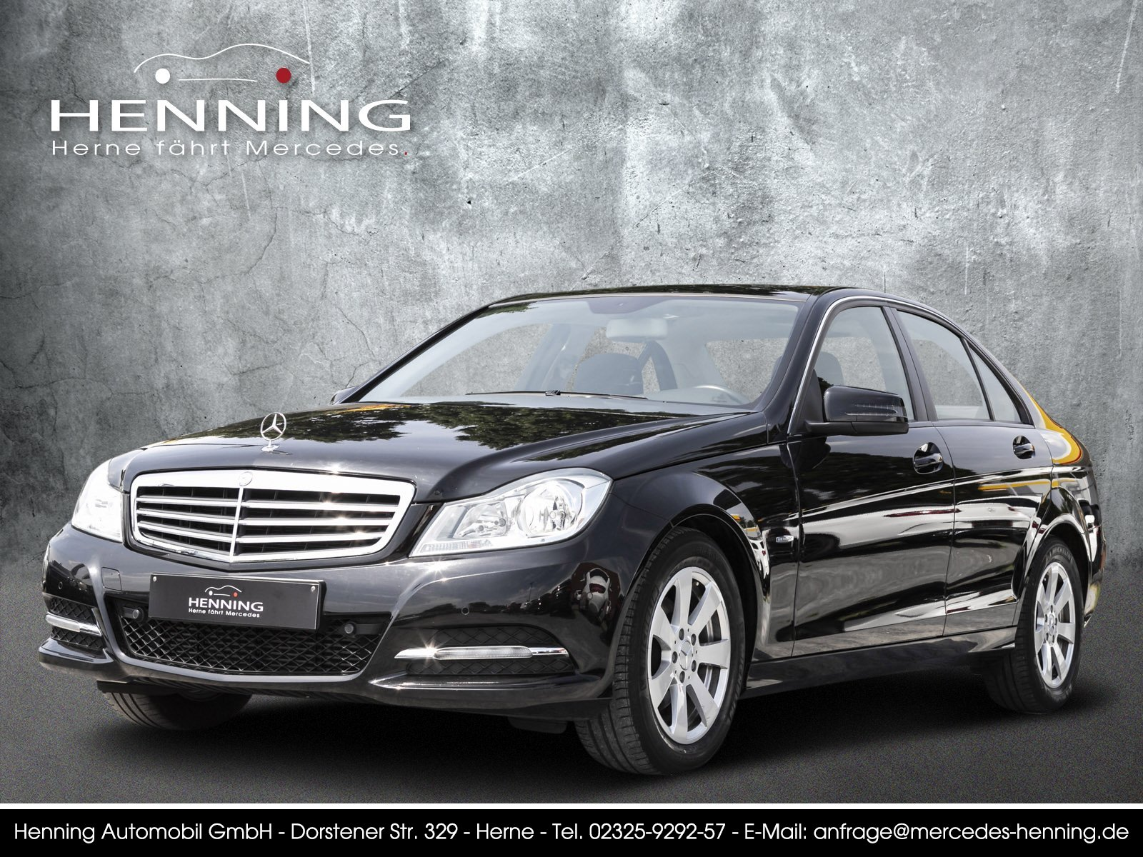 MERCEDES-BENZ C 180 BlueEFFICIENCY Limousine