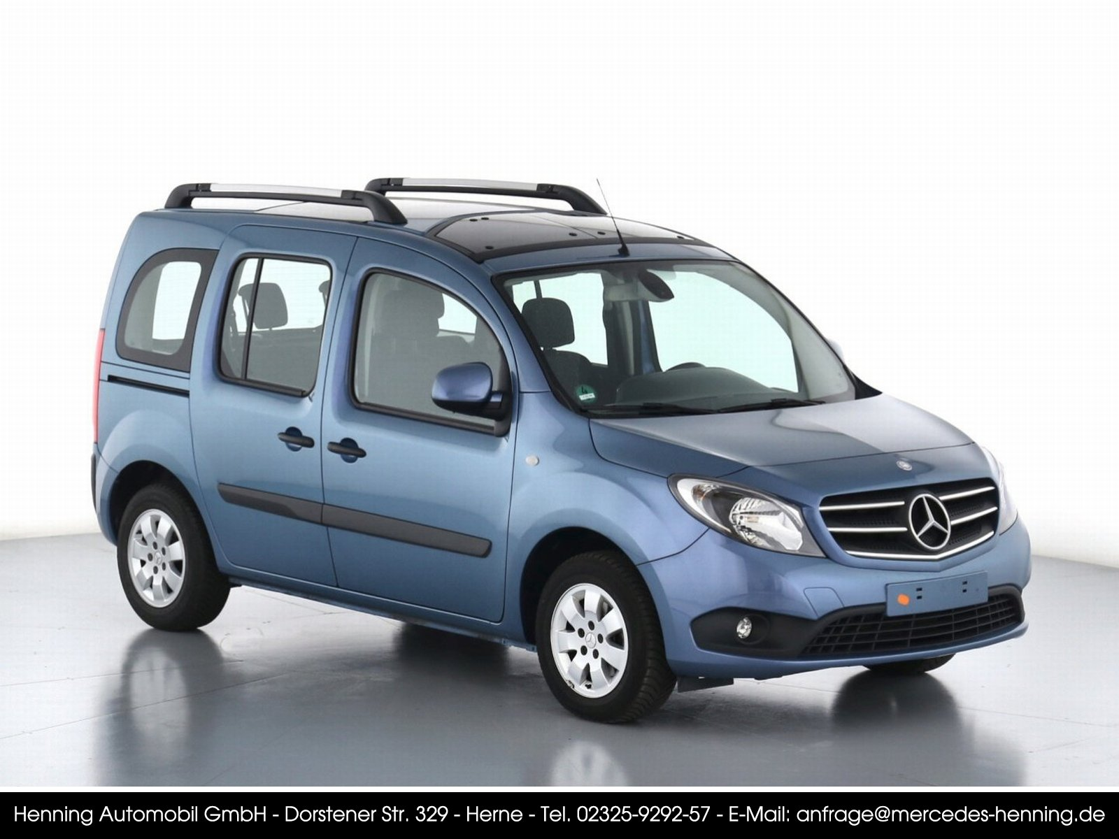 MERCEDES-BENZ 112 Citan Tourer EDITION Lang