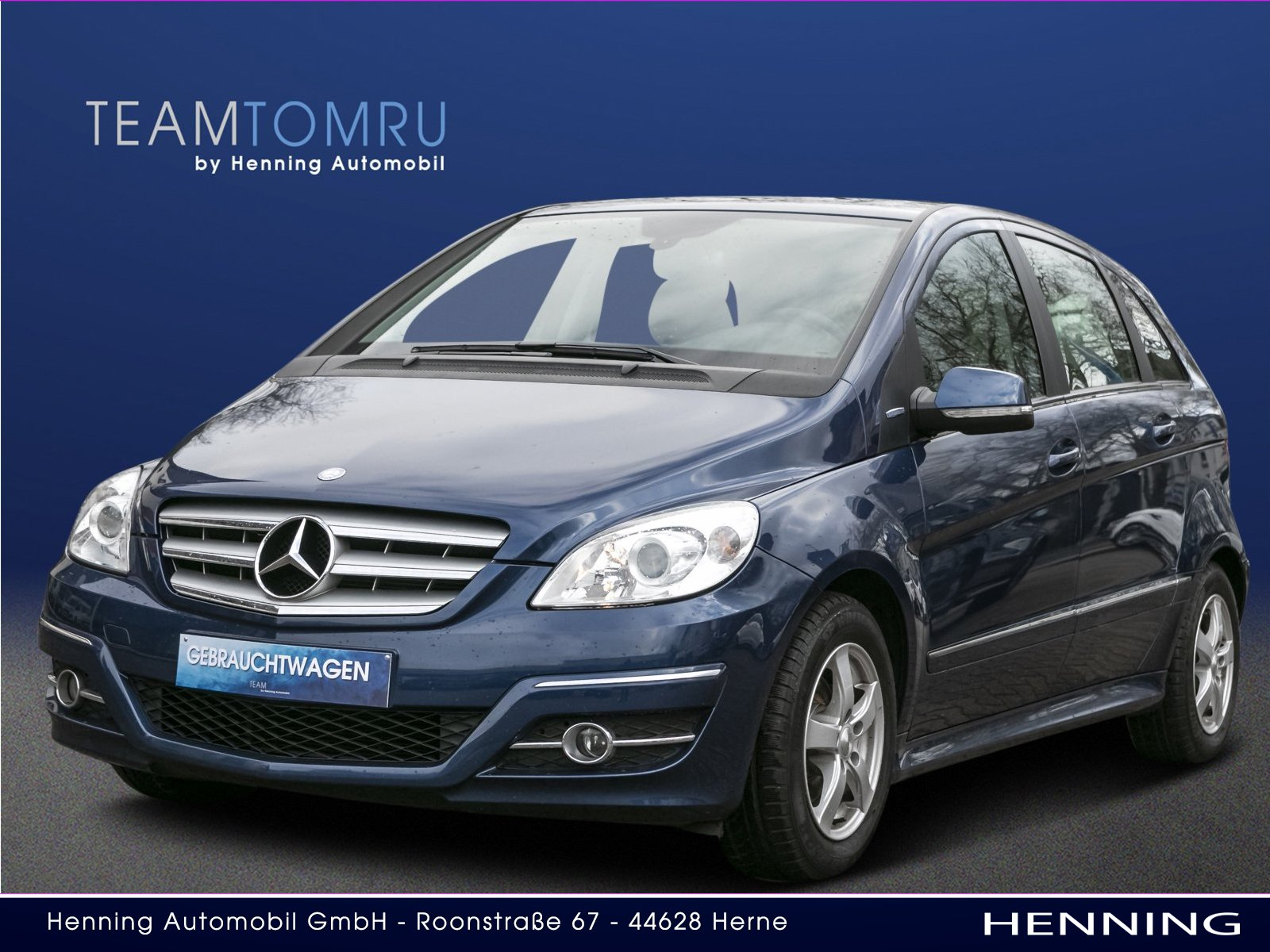 MERCEDES-BENZ B 180 BlueEFFICIENCY Sports Tourer