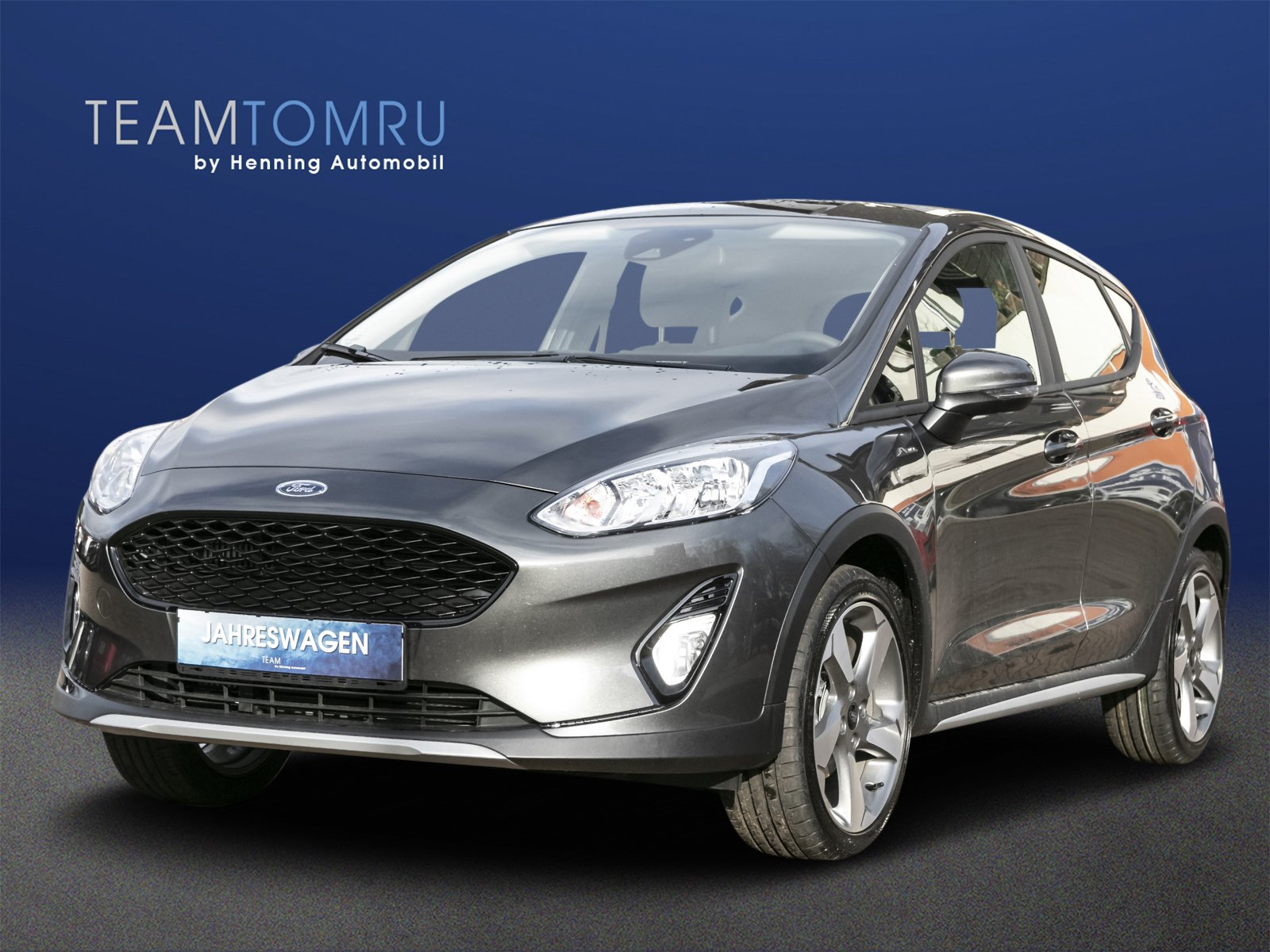 FORD Ford Fiesta 5D Active