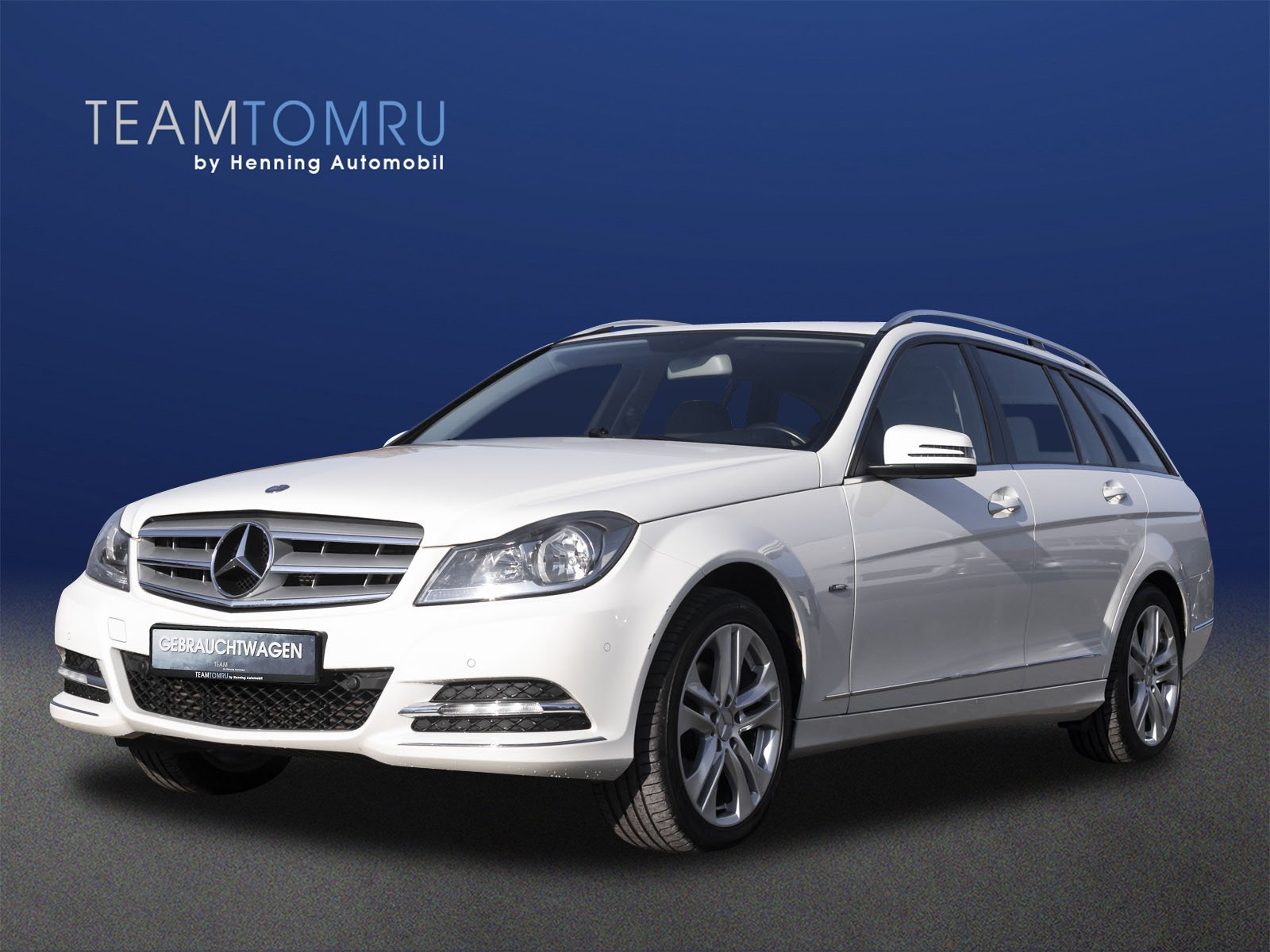 MERCEDES-BENZ C 180  BlueEFFICIENCY T-Modell