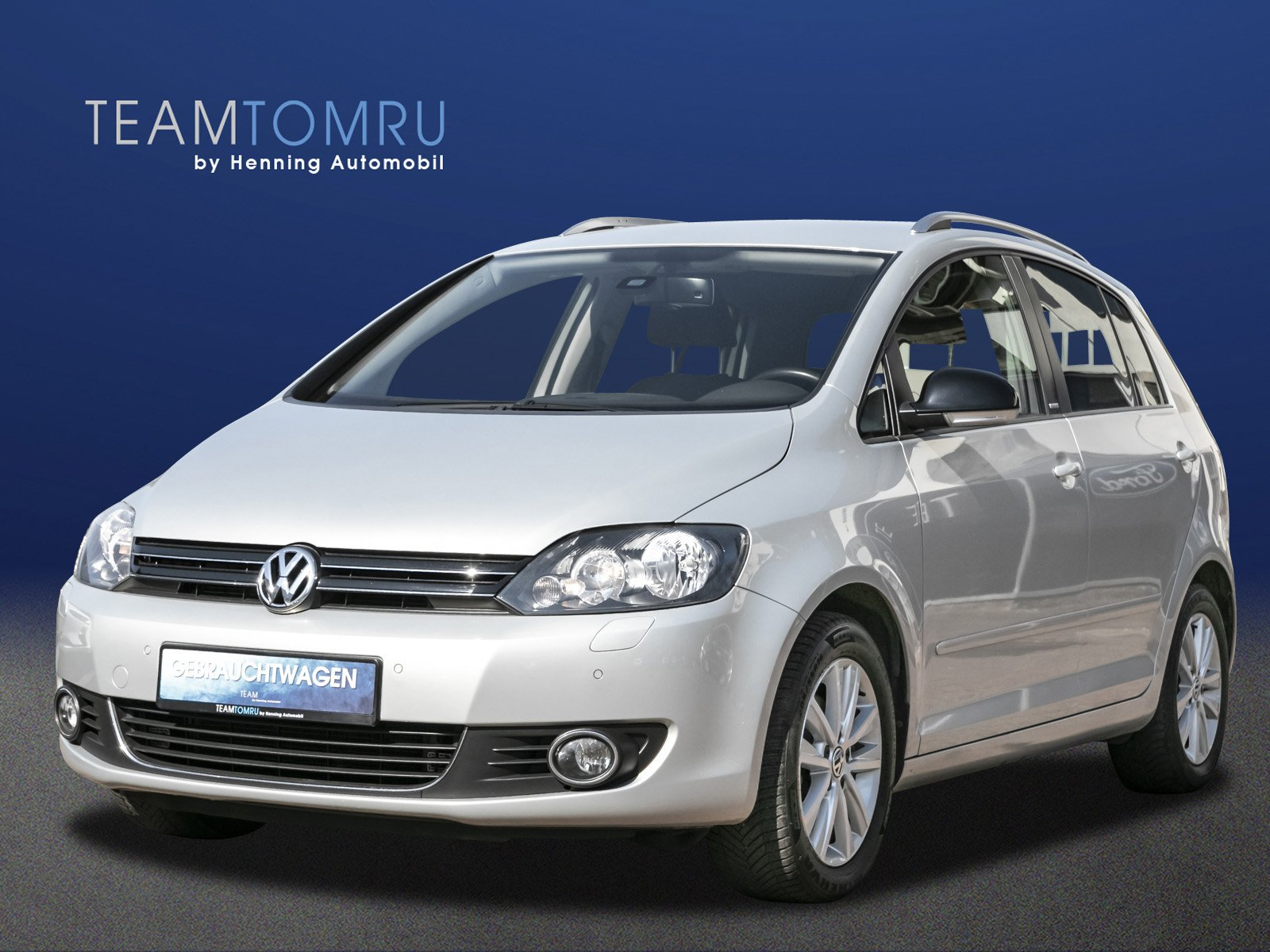 VW Golf VI Plus 1.2 TSI