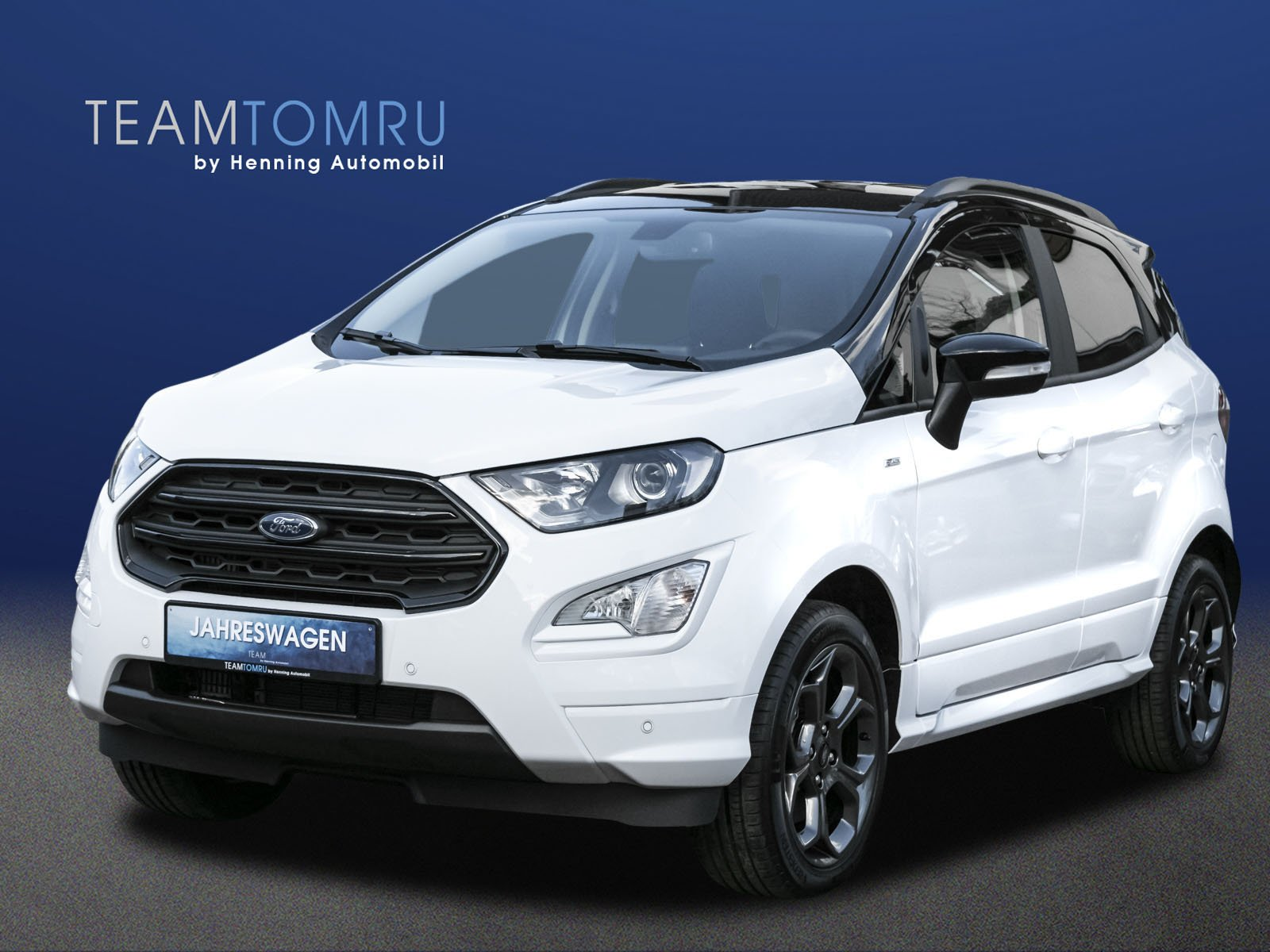 FORD Ford EcoSport ST-Line