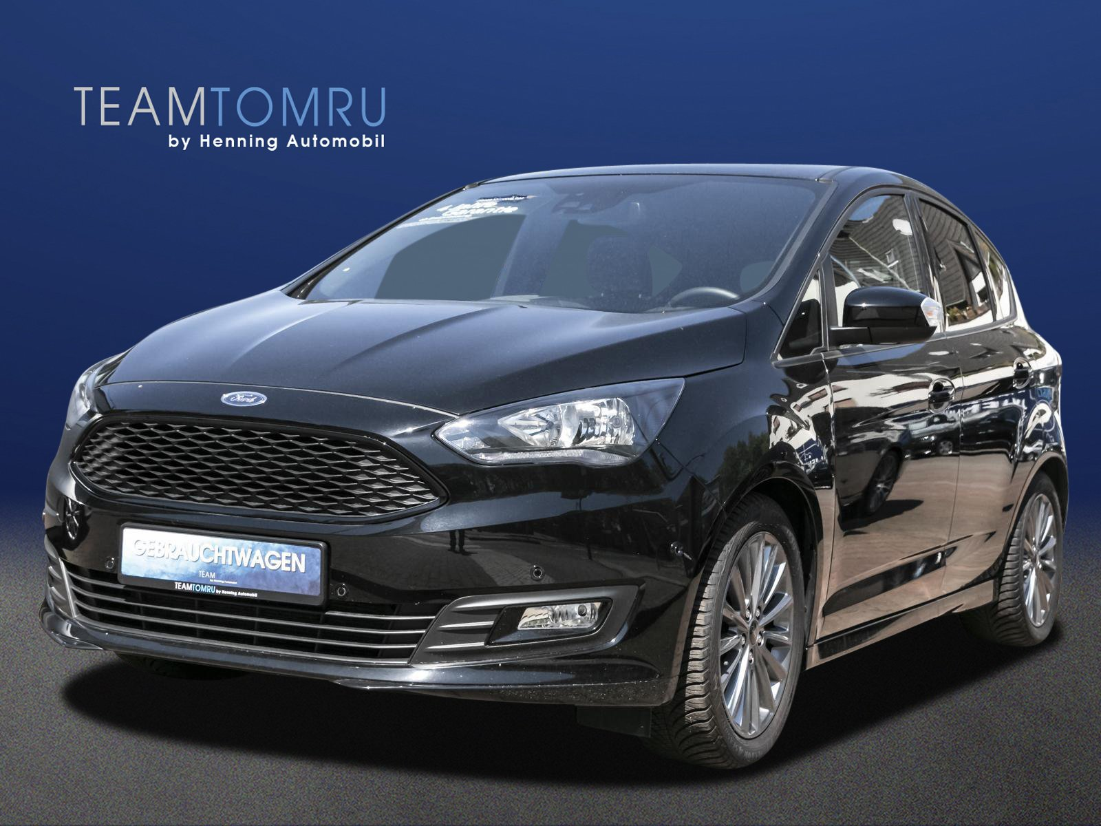FORD C-Max 1.5 EcoBoost Sport