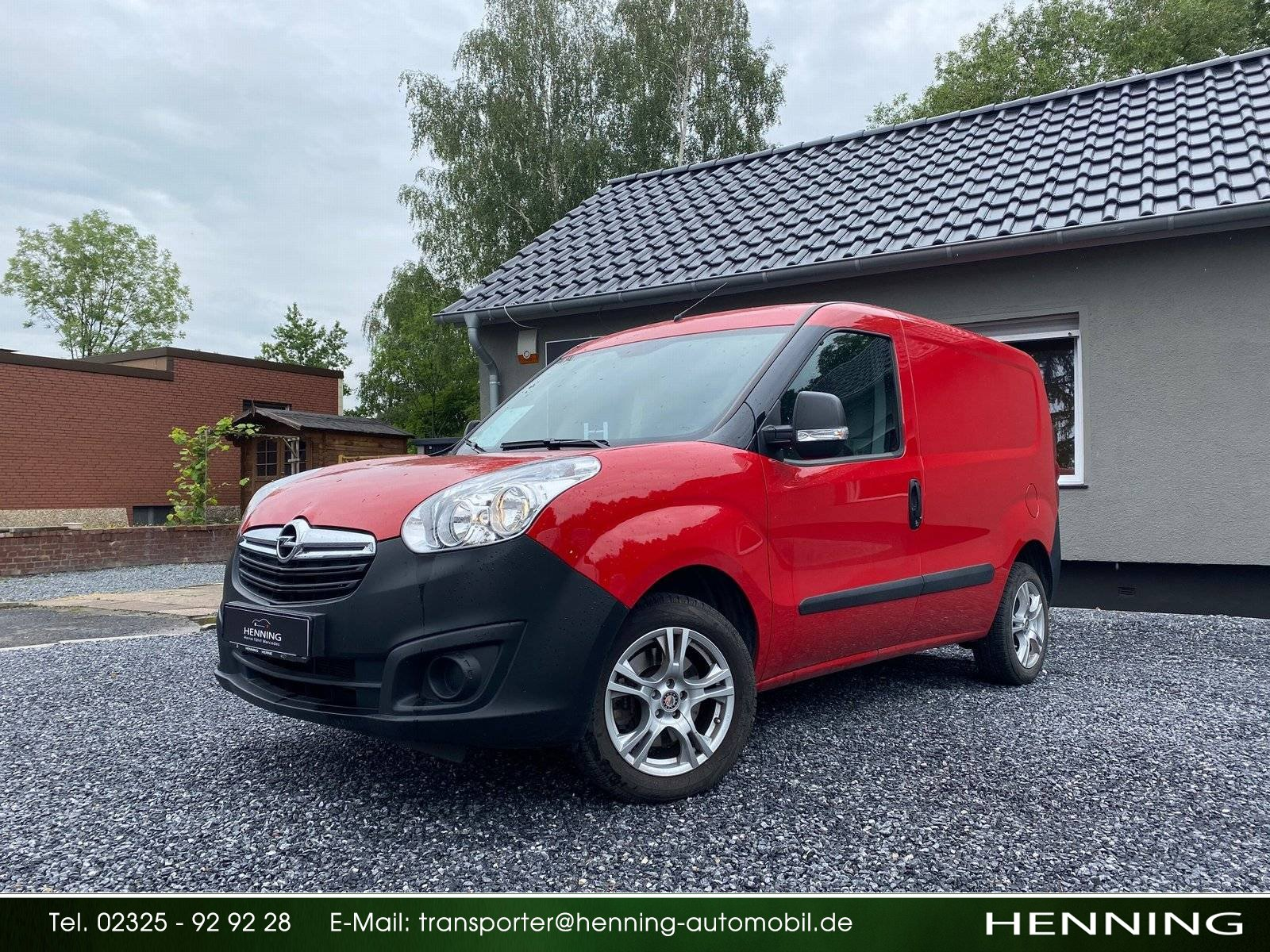 OPEL 0 Combo 1.4 30 Jahre Edition L1H1 2,2t