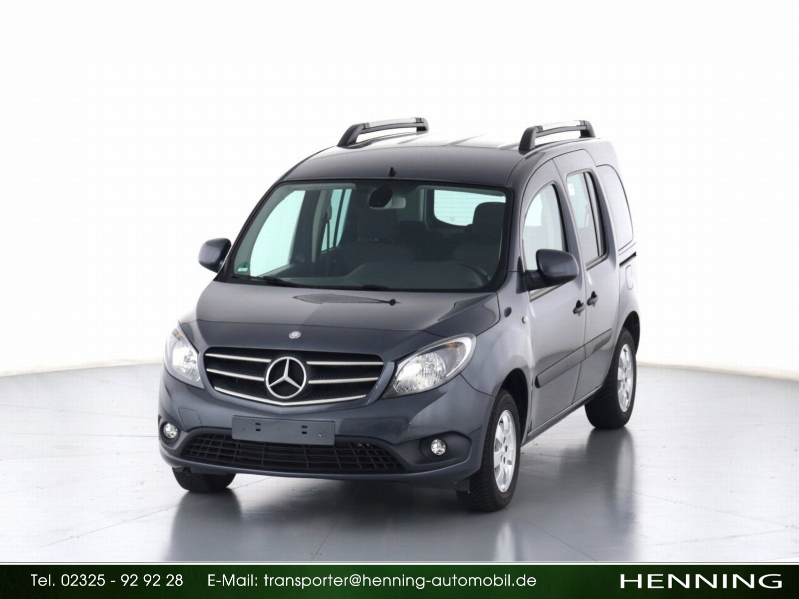 MERCEDES-BENZ 111 Citan Tourer EDITION Lang grau