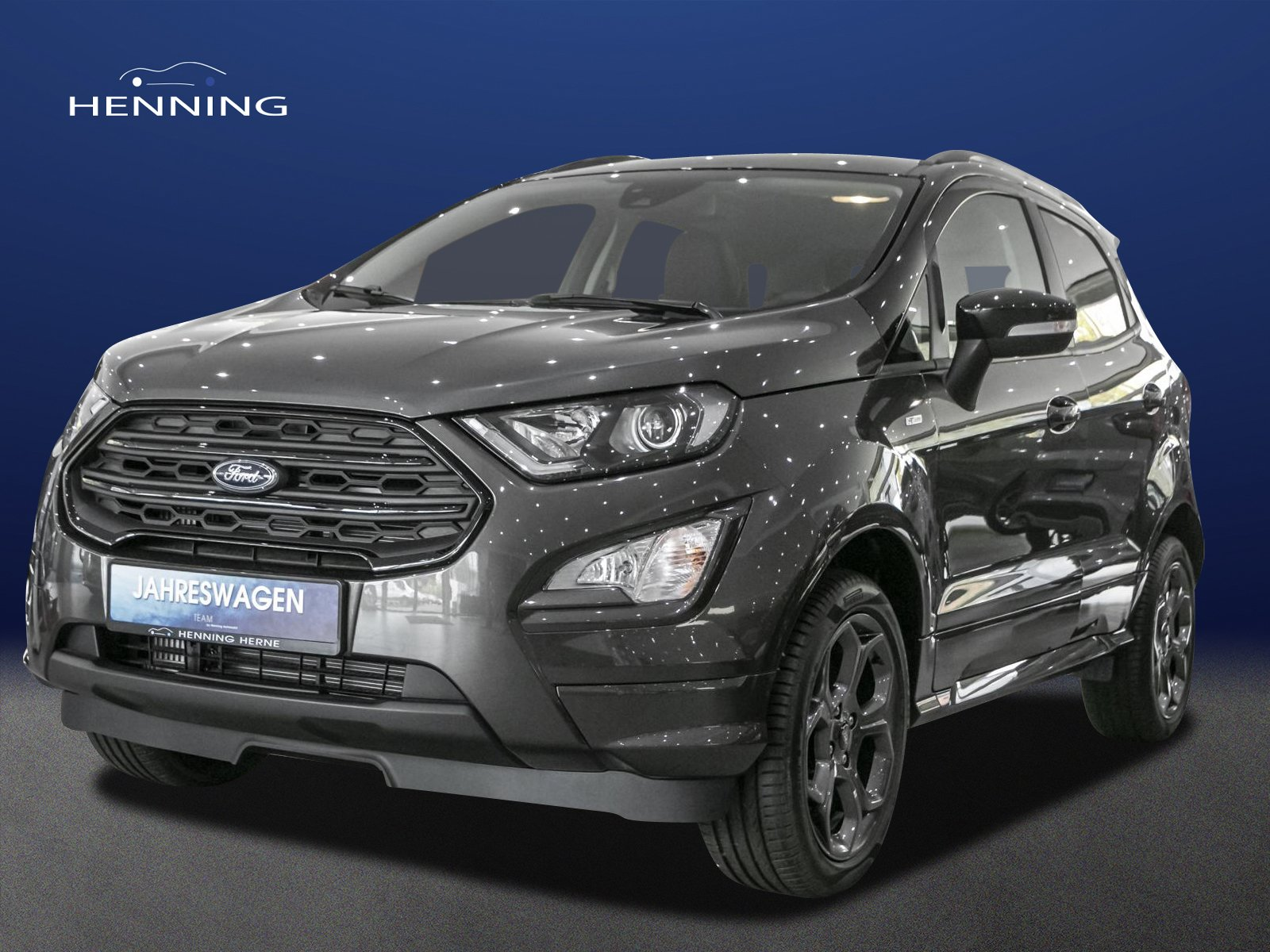 FORD FORD EcoSport 1.0 ST-Line