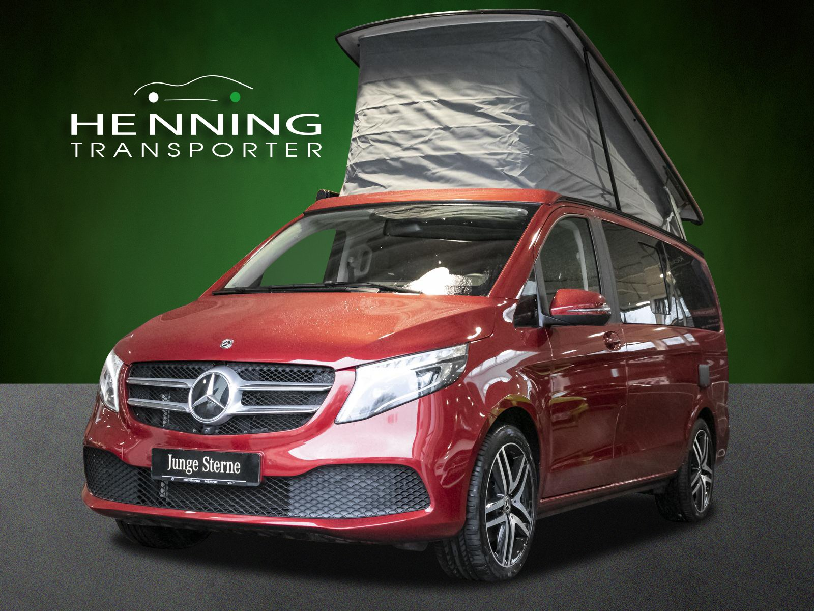 MERCEDES-BENZ 300 d Marco Polo 4MATIC EDITION