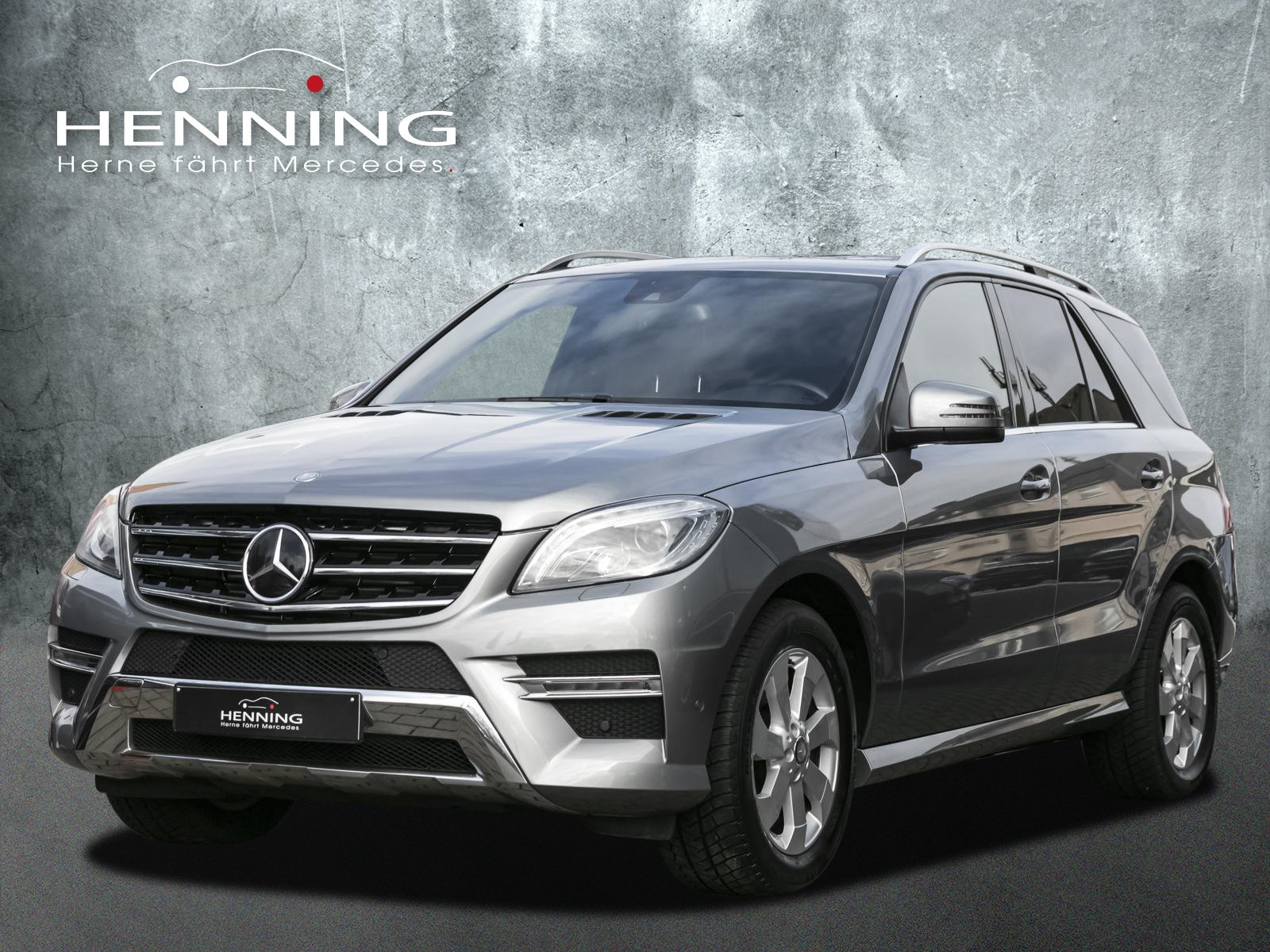 MERCEDES-BENZ ML 350  BlueTEC 4MATIC Off-Roader
