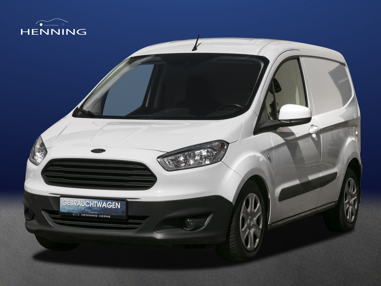 FORD Transit Courier 1.5 TDCi Trend (EURO 6)