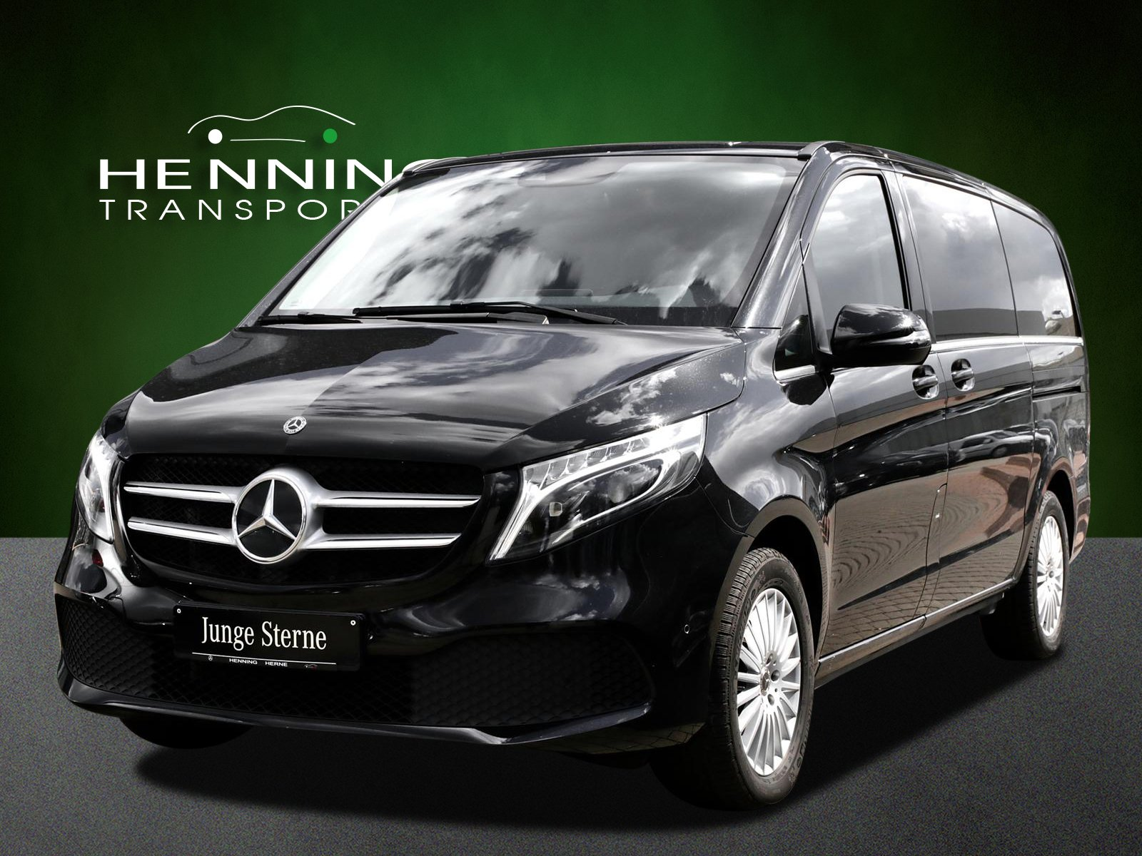 MERCEDES-BENZ 300 V d 4MATIC AVANTGARDE Lang