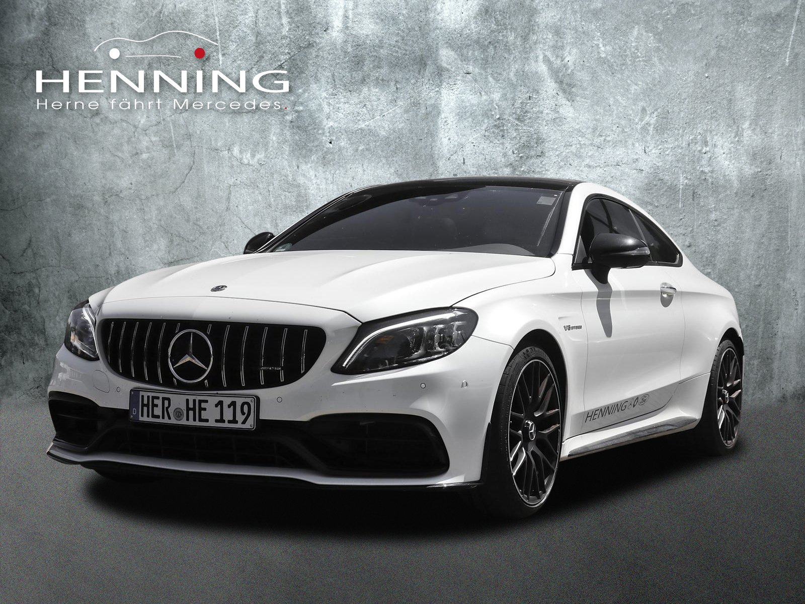 MERCEDES-BENZ Mercedes-AMG C 63 Coupe