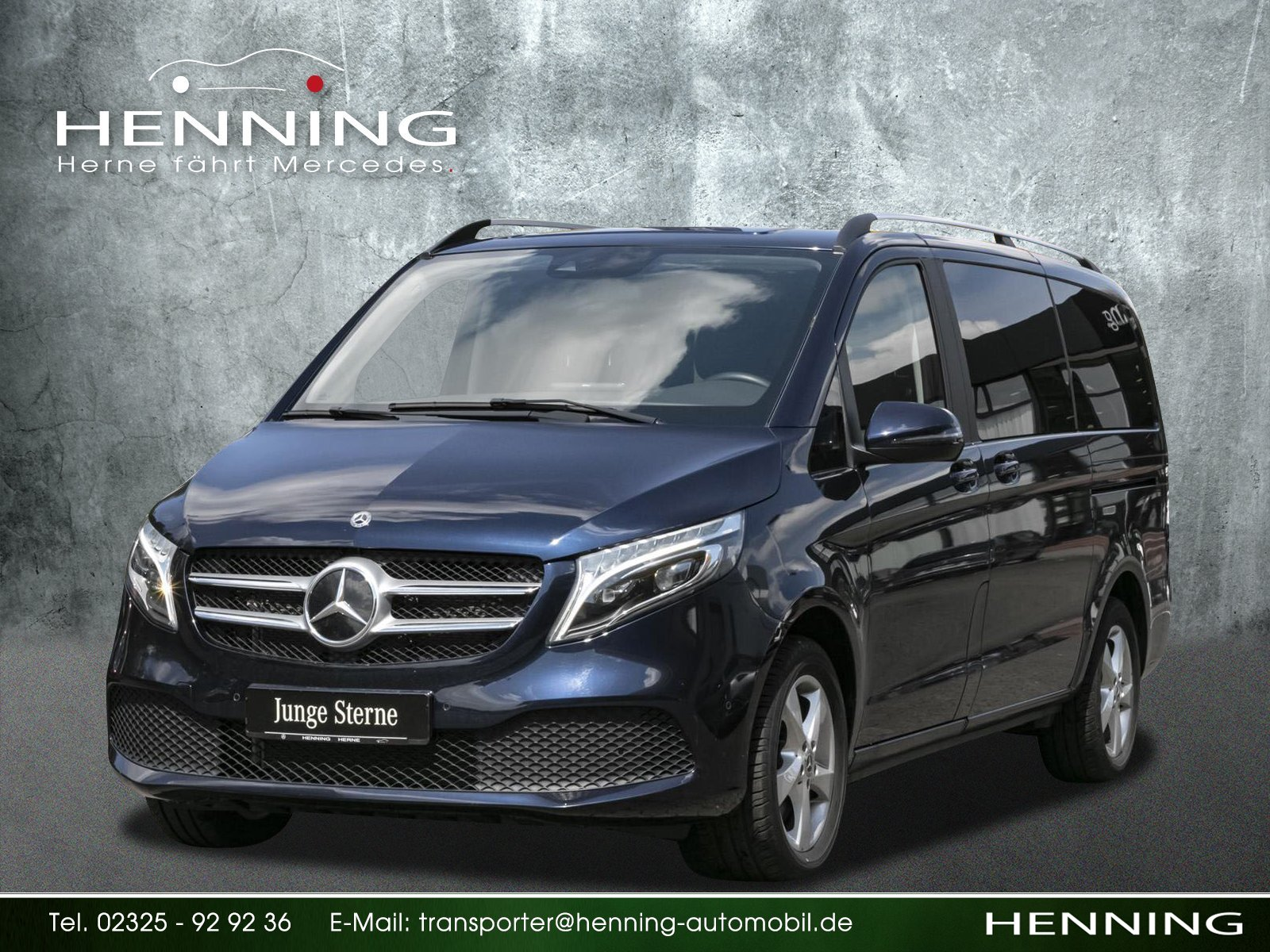 MERCEDES-BENZ 250 V 4MATIC EDITION Lang