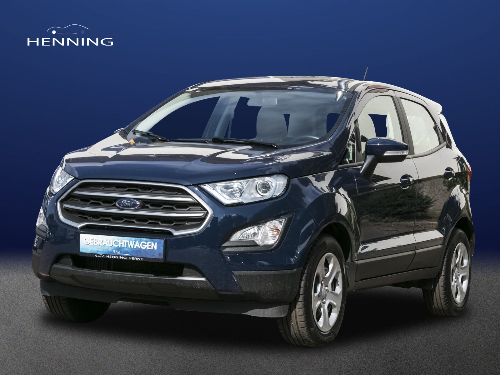 FORD EcoSport 1.0 EcoBoost Cool&Connect Start/Stopp (EURO 6d-TEMP