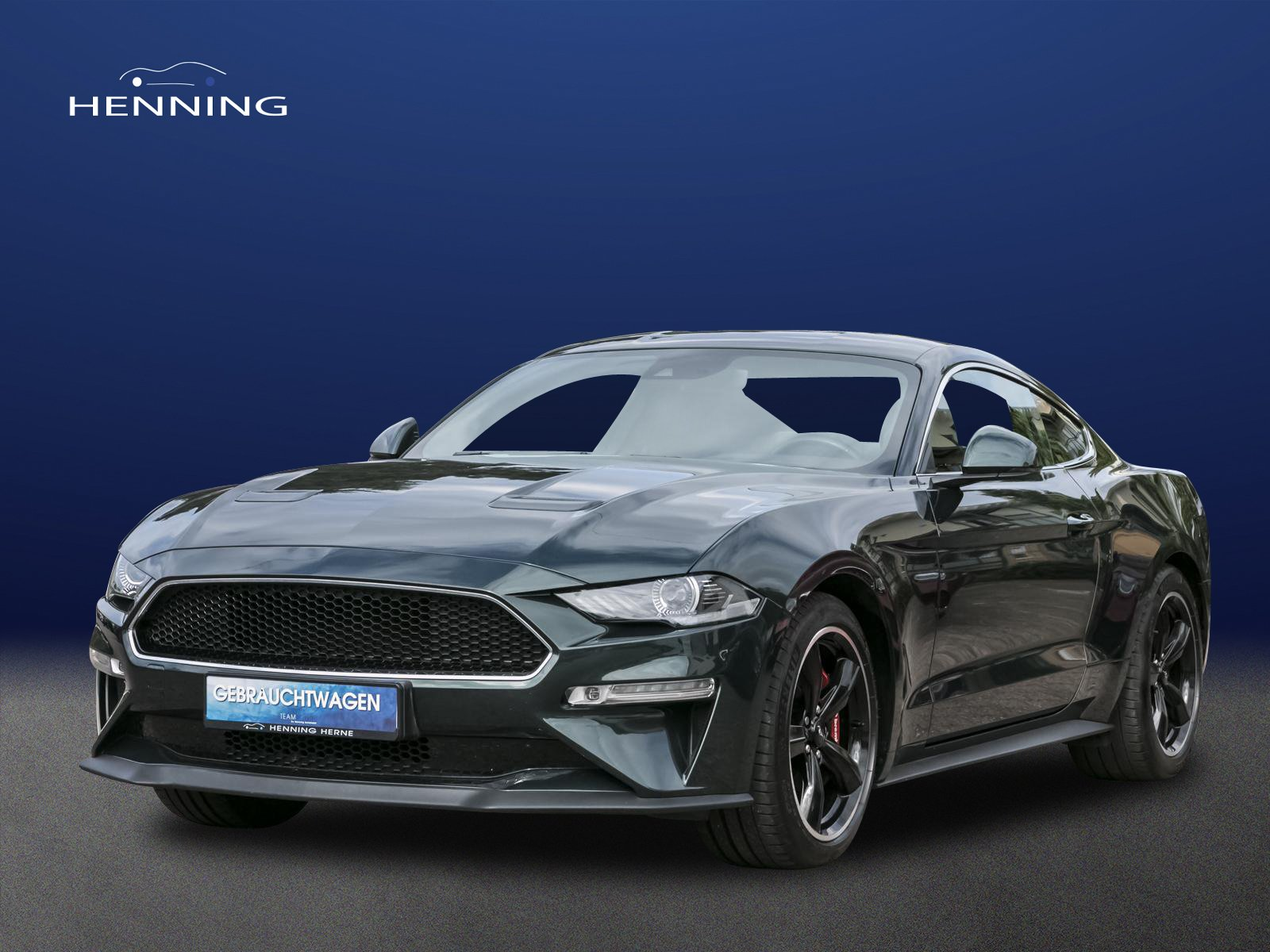 FORD Mustang 5.0 Ti-VCT V8